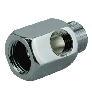 """Anschluss Adapter 3/8""""x1/4""""x3/8""""  (Brass Water Feeder)"""