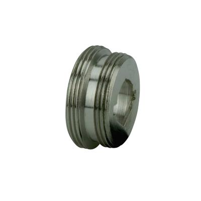 AD-1M Metall Adapter für Perlator Anschluss 22x24 SDV-04-06CQ valve