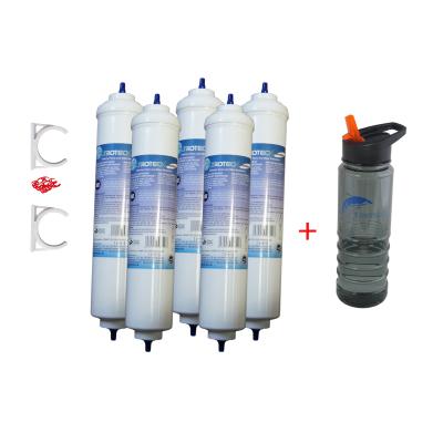 FT-5/G2 Externer Wasserfilter für SBS-Kühlschränk, 5-er Pack
