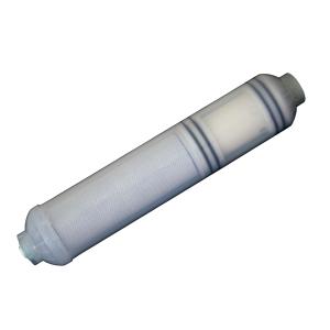 HF-1 Filterkartusche - Hohlfaser Membrane mit Aktivkohle - Pressblock - 0,2µ