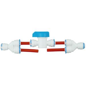 Spülventil / Bypass for RO Systeme