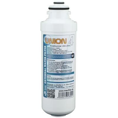 """MF-UN4 Ersatzkartusche Wasserfilter, carbon block 8"""""""