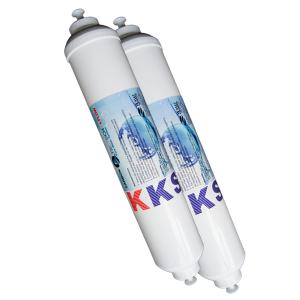 KKS-2. externer Wasserfilter für SBS-Kühlschränke 2er Pack