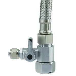 """T-Stück 3/8""""IGx3/8""""AGx1/4"""" Klemmverb. (JACO) Wasseranschluss"""