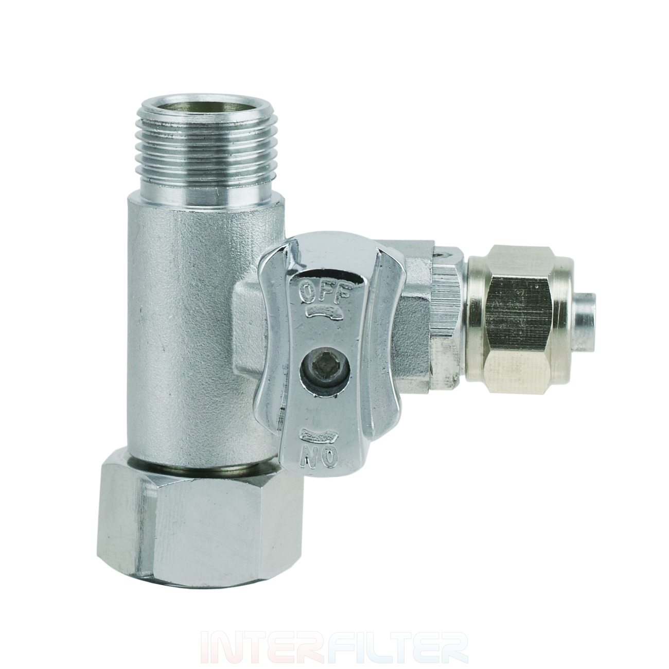 Wasseranschluss T Stuck 3 8 Ig X 3 8 Ag X 3 8 Abzweig Jaco