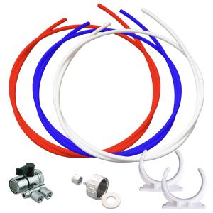 kompakte UmkehrOsmose Anlage - 75GPD (BF)