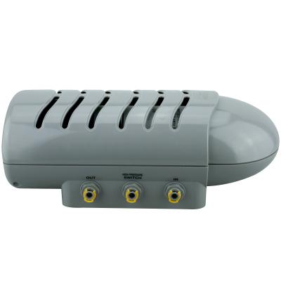 RO Pumpe 50GPD mit Gehäuse (BF-SET mit Drucksensor und Trafo)