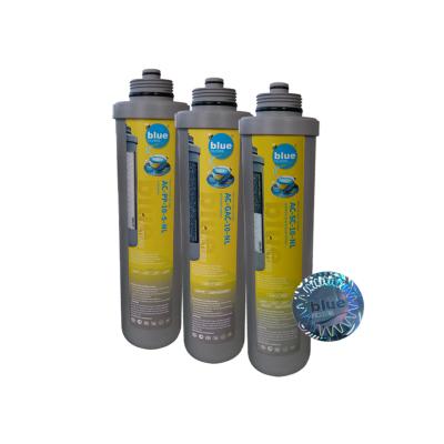 Filterset für NL - RO6-M von Bluefilters 3x Vorfilter 1xMineralisator