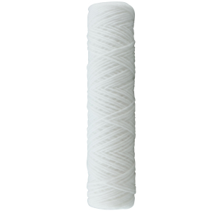 """20µ Wickelfaser-Filtereinsatz für 10"""" Filtergehäuse"""