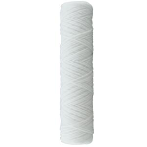 """2x YARN-10 Wickelfaser-Filtereinsatz für 10"""" Filtergehäuse - 20µ"""