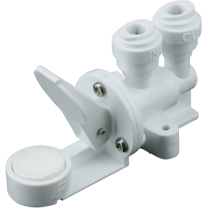 2x Ersatzplättchen 17x9 mm für AquaStop GA